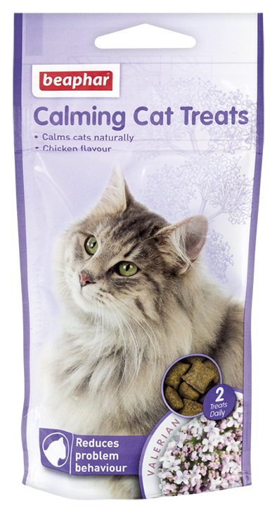 calming treats for cats