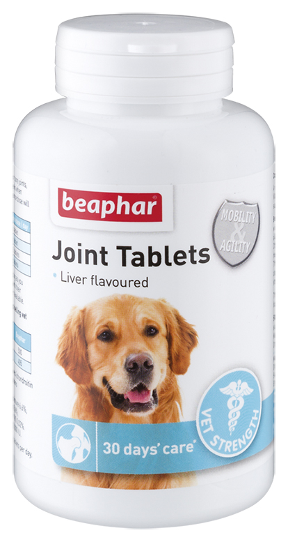 Vet strength Beaphar Joint Tablets for dogs