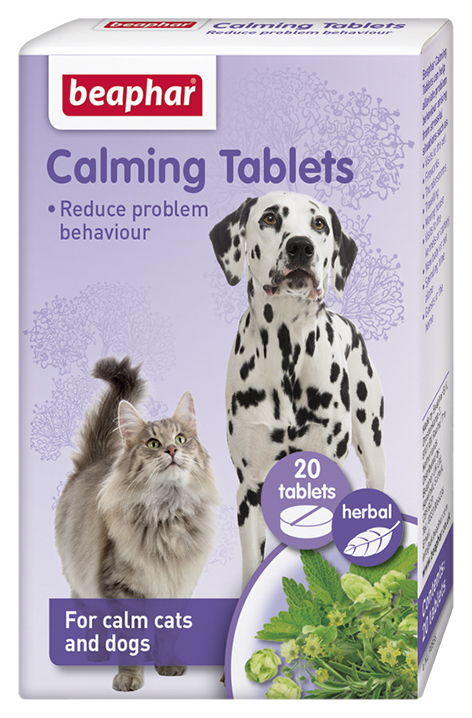 Calming tablets