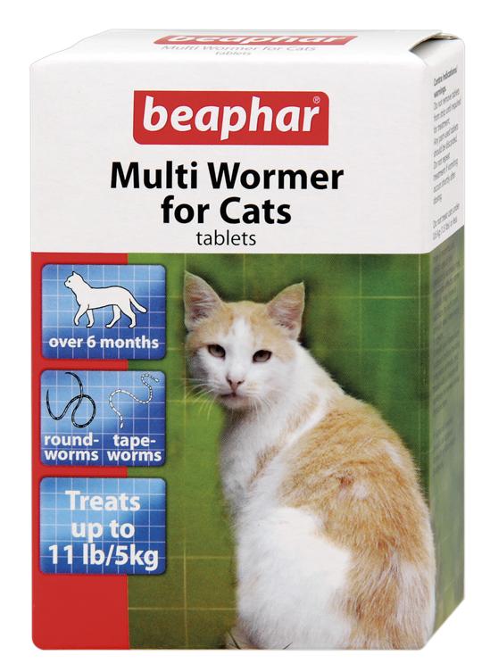 Beaphar Multi Wormer For Cats