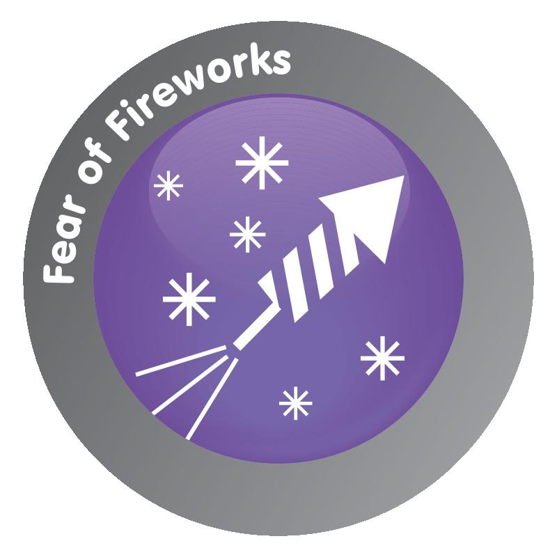 Beaphar Calming Range - Fireworks icon