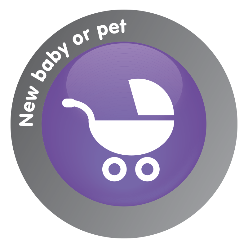 Beaphar Calming Range - New Baby Icon