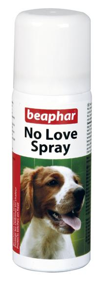 Beaphar No Love Spray For Dogs