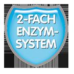2-Fach Enzym-System