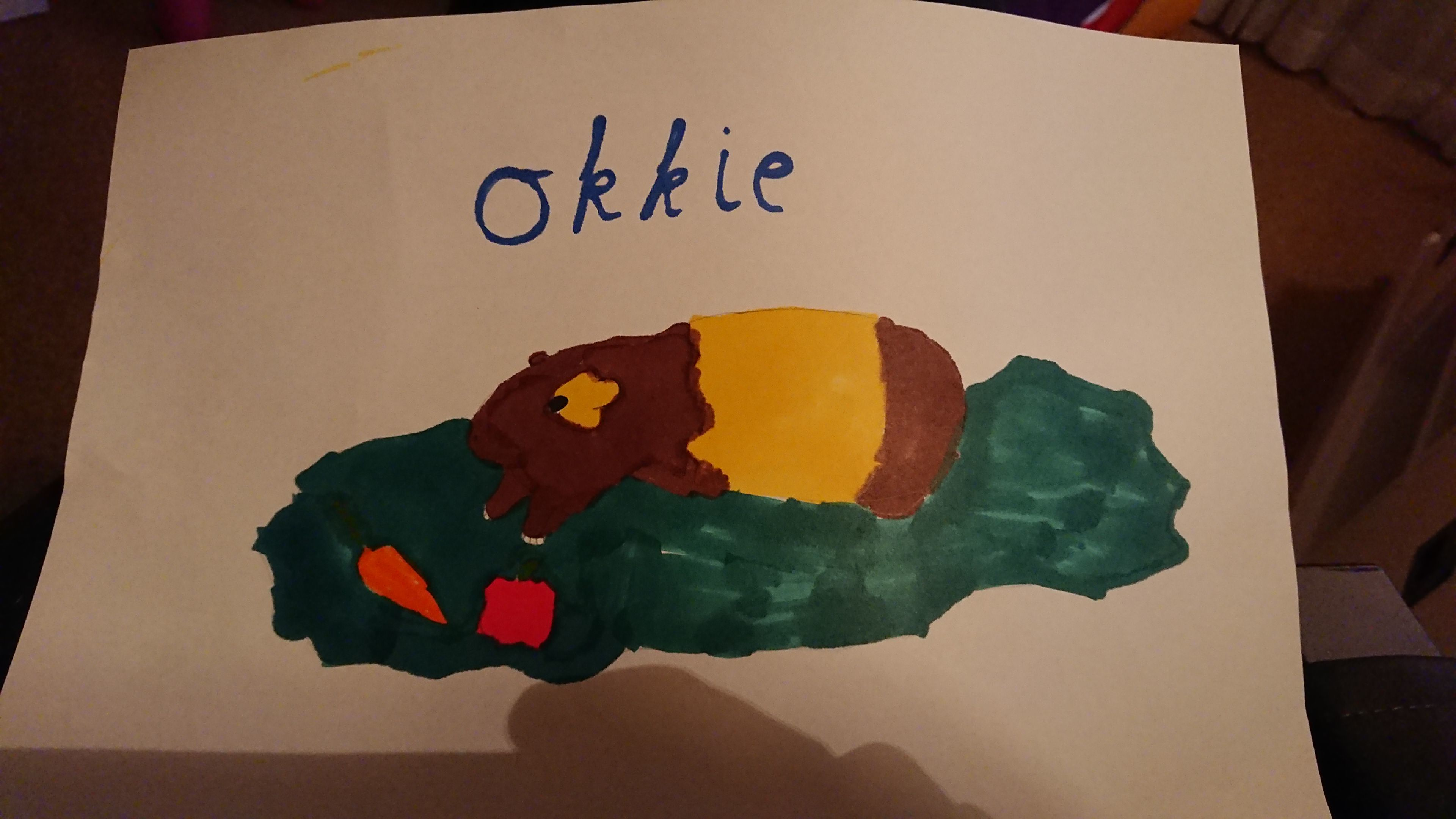 Drawmeyourfamily Okkie